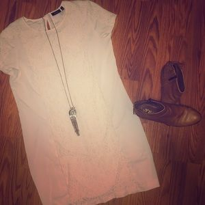 Country chic dress